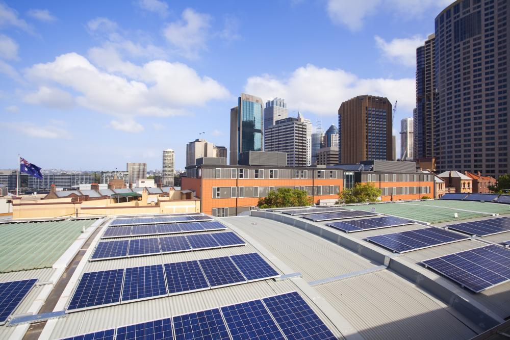 The best solar power systems for your business - SunEnergy