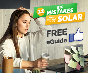 11 Mistakes - SunEnergy - Solar Power