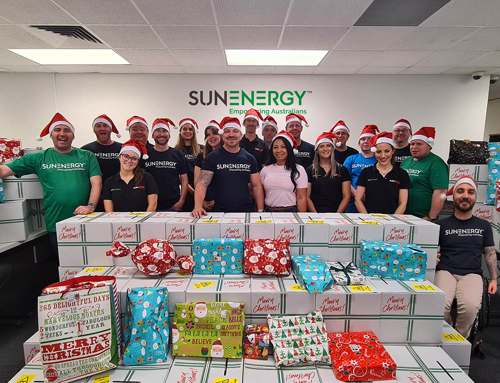 Merry Christmas from SunEnergy Solar Australia
